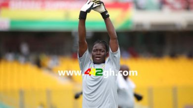46483022 461284078029826 4333181372379168768 n 390x220 - PHOTOS: MALI 2-1 GHANA- GET THE BEST WARM UP SHOTS AT THE 2018 AWCON CLASH