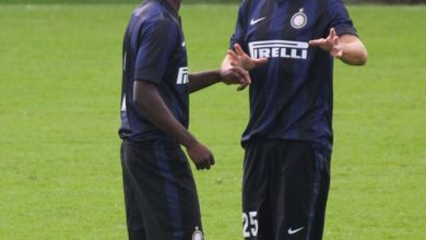 Photo of Industrious Ghanaian defender Isaac Donkor eulogises former Argentina and Inter Milan skipper Walter Samuel