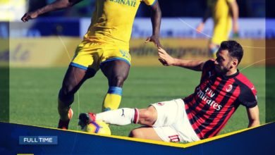 Photo of Stupendous Yussif Raman Chibsah Flourishes As Struggling Frosinone Hold AC Milan In Pulsating Stalemate