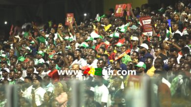 Photo of VIDEO: Angry football fans chant for Kwesi Nyantakyi, insult Anas for Black Queens poor show in AWCON 2018