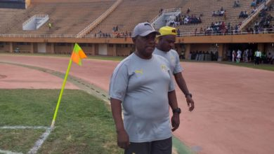 Jimmy Cobblah 390x220 - Black Satellites Trainer Jimmy Corbblah Unperturbed After Slipping 2-0 To Niger In Pre-tournament Friendly