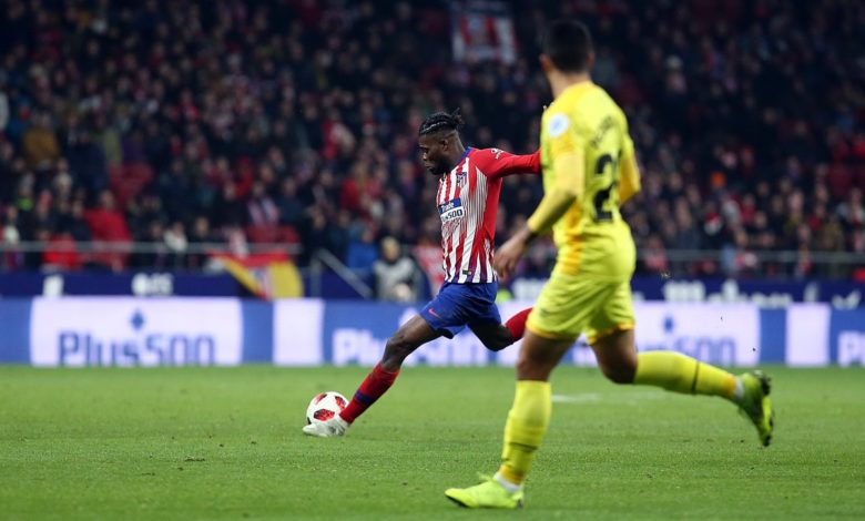 Thomas Partey Crashes Out Of Spanish Copa Del Rey In 6-Goal feast At Home To Girona Partey 780x470