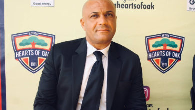 Photo of Hearts of Oak Deny Sporting Director Kim Grant is leaving the Club