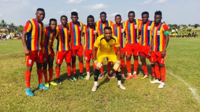 Photo of Match Report: Hearts of Oak 6-0 Tama Wonders-Ruthless Phobians Flog Toothless Tama Wonders To Sign Off Preseason Preparations