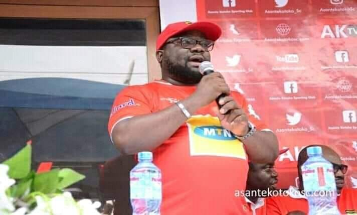 Photo of BREAKING NEWS: Asante Kotoko SC Policy Analyst Amo Sarpong Slap With A Ban On All Football Related Activities