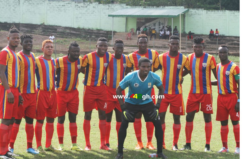 Photo of NC Special : Hearts Of Oak Poster Boy Manaf Umar Confident Of Win Ahead of Unistars Clash In Last 16 Stage