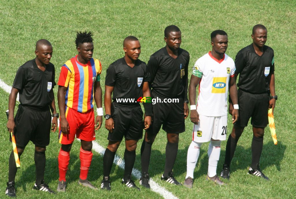 Hearts of Oak vs Asante Kotoko - Breaking News : Ghana FA Announce  Officials For Match Day One