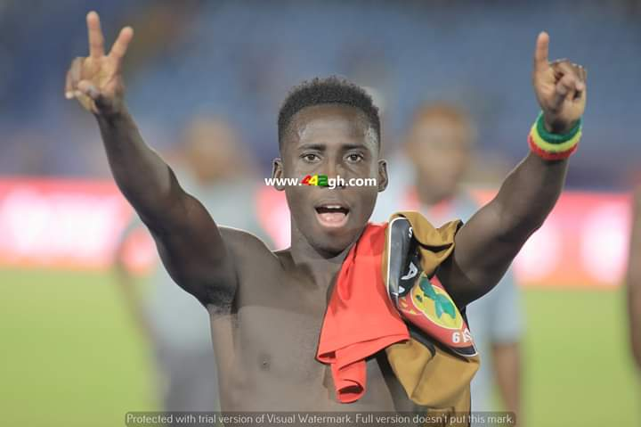 Samuel Owusu - AFCON 2019 : Black Stars New Kid Samuel Owusu Ready To Seal Permanent Place In Kwasi Appiah's Side