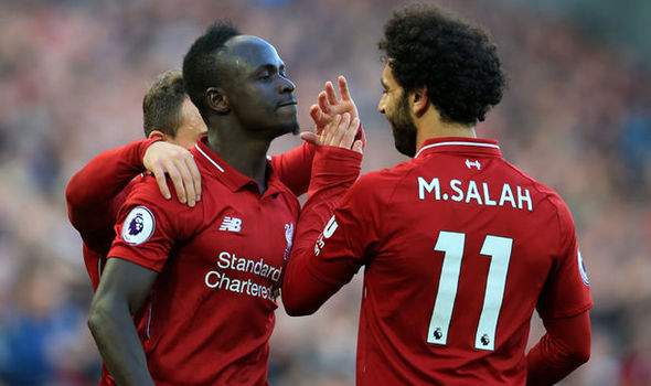 Photo of Africa's Duo of Mohammed Salah and Sadio Mane in line for FIFA Best Award, contests Messi, Ronaldo and six others.
