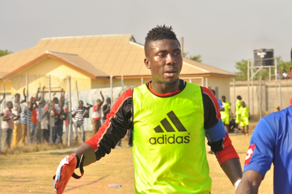 nm - Former Aduana Stars and Black stars goalkeeper Stephen Adams open to new offers