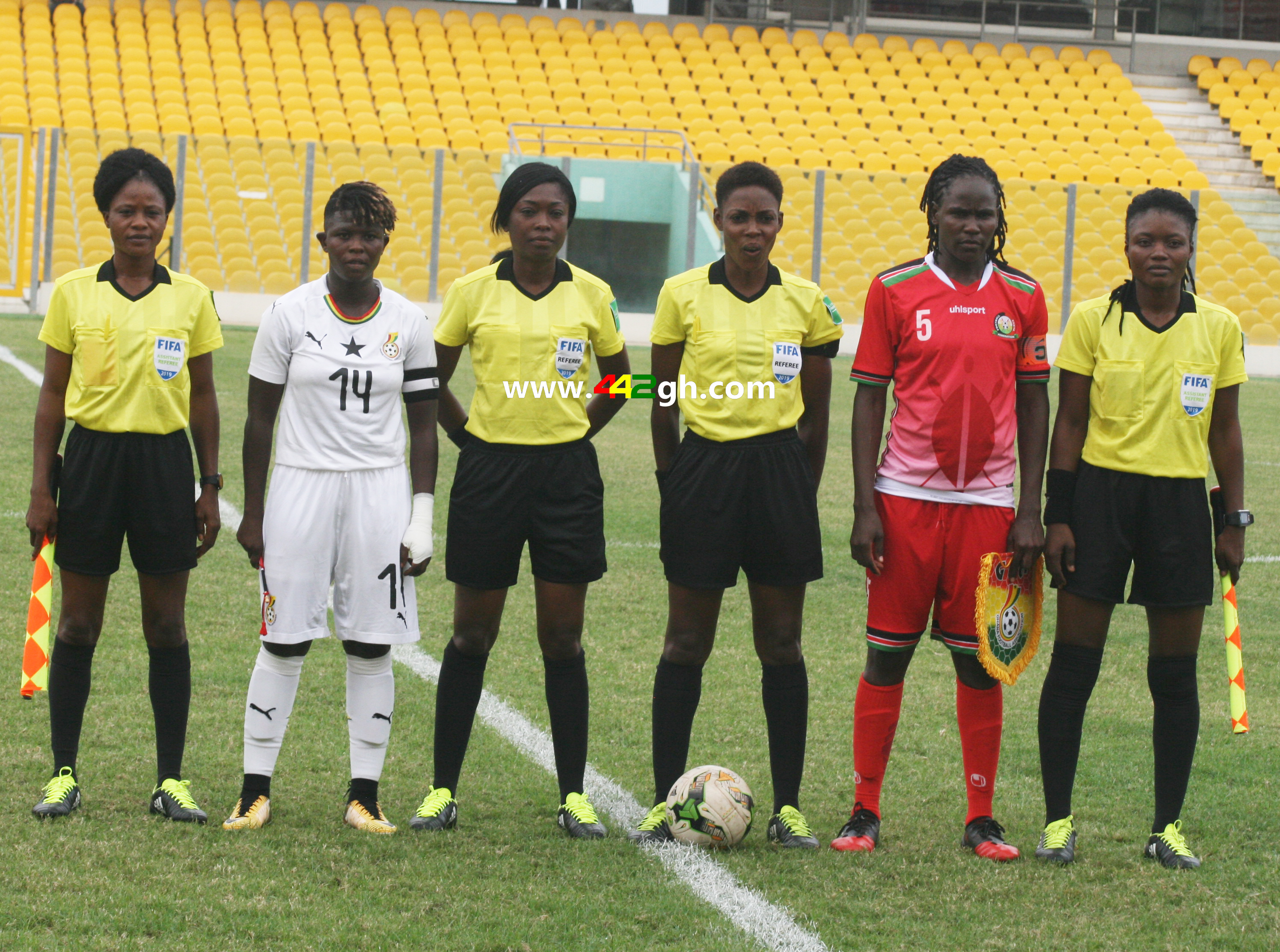 Photo of Match Report: Black Queens 0-0 Harambee Starlets, Wasteful Ghana side fail to score amidst glaring opportunities.