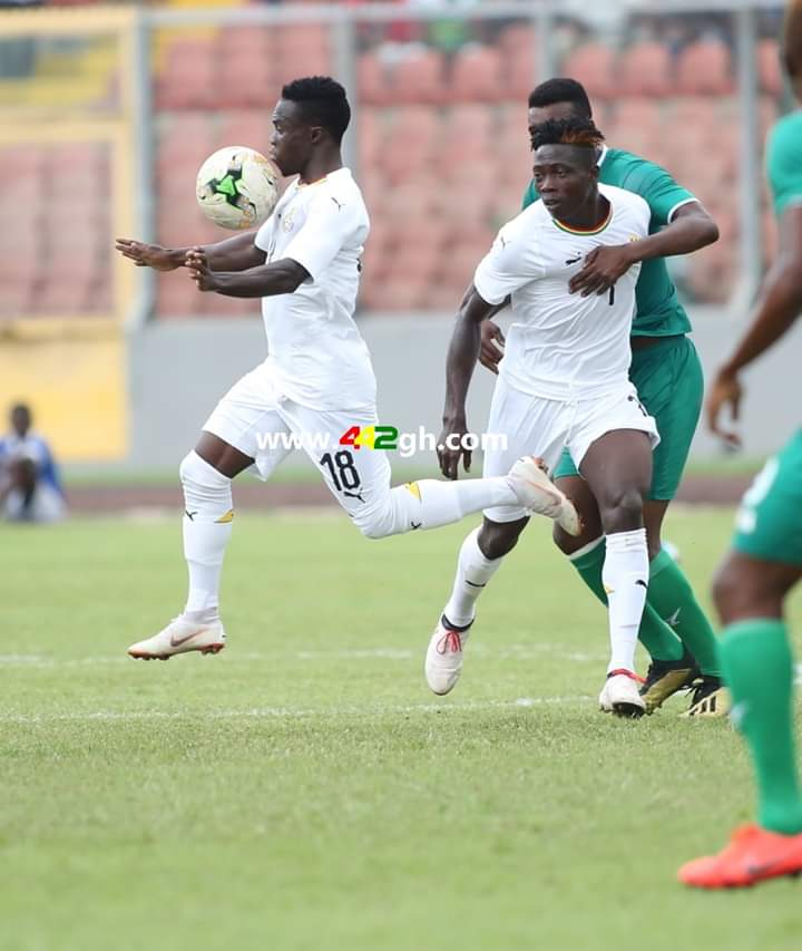Photo of CHAN 2020 : Black Stars B Stumble in Burkina Faso, fail to qualify for third time running.