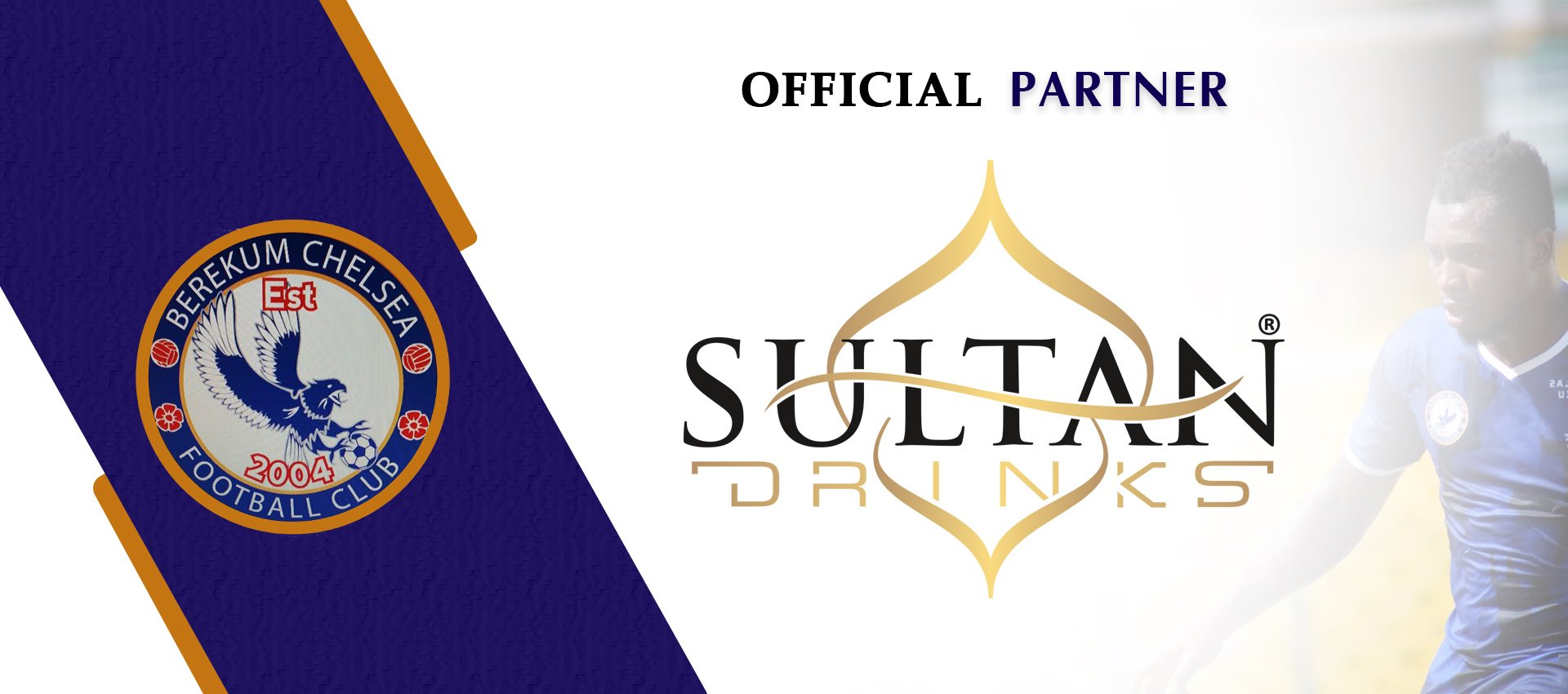 Photo of Berekum Chelsea inks partnership agreement with Sultan drinks ahead of Premier league kick off