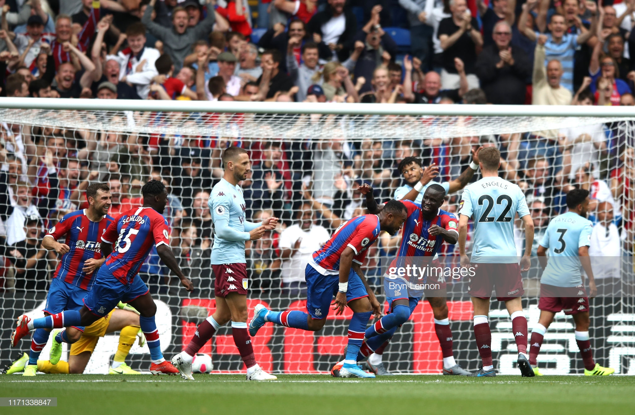Photo of Jordan Ayew's Super goal against West Ham snubbed by the Premier league