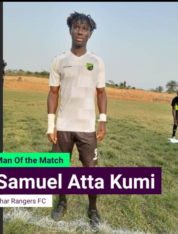 HISTORIC FEAT: Samuel Attah Kumi Scores MTN FA Cup First Hat-trick In 818 Days WhatsApp Image 2020 01 25 at 15