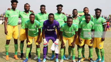 Photo of Match Report: Aduana Stars 1-0 Asante Kotoko SC-Samuel Bioh Decides Drama In Dormaa