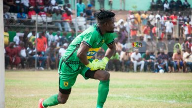 Photo of Asante Kotoko SC Goalkeeper Kwame Baah Updates Fans On Reasons For Joining Porcupine Warriors