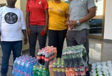 Photo of Sports Ladies Make Donations to Black Maidens Ahead of World Cup Qualify Against Liberia