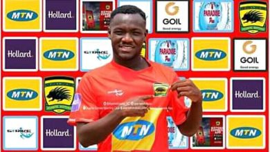 Photo of Newly Signed Asante Kotoko SC Midfielder Emmanuel Sarkodie Speaks On His Dream Move