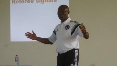 Photo of Ghana FA Appoints Alex Kotey as Referees Manager for Association