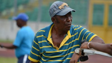 JE Sarpong 2 390x220 - J E Sarpong Says Coaching Hearts Of Oak Will Be A Death Trap For Him