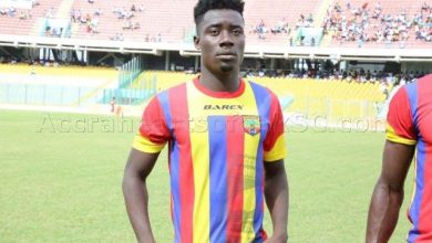 Photo of Ex Hearts of Oak star Winful Cobbinah naturalize for Albania