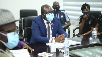 Photo of Ghana FA president holds Marathon meeting with Regional Football Association chairmen