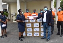Photo of StarTimes donates 10,000 PPE's to Ghana Police to help fight COVID-19