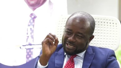 Photo of CAS 'Scarecrow Stares' At Kurt Okraku And GFA Executive Council – Nana Prempeh
