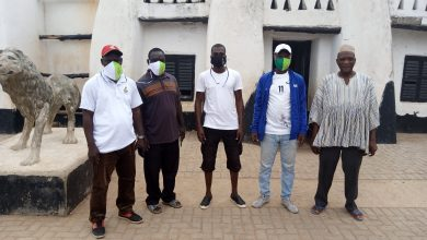 Photo of Upper West Regional FA Donates PPEs To Various Stakeholders In Wa