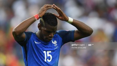 Pogba 33 390x220 - Pogba and Ndombele excluded from France squad after testing positive for coronavirus