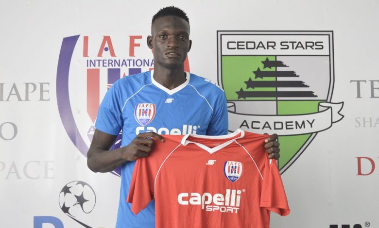 079D77F5 F6BA 4974 8792 62AA1C888394 780x470 - Inter Allies sign Nigerian youngster Ali Isah