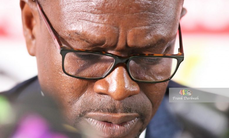CK Akonnor 466 780x470 - Malik Jabir Charges Black Stars Coach CK Akonnor To Avoid Influence From GFA Top Hierarchy