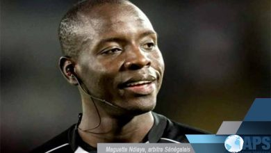 Photo of Senegalese Maguette Ndiaye to officiate Ghana – Sudan AFCON Qualifier