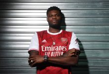 Partey 773 220x150 - Ghana's Thomas Partey Ranked The Third Highest-Paid African Footballer In 2021- [Check The Full List]