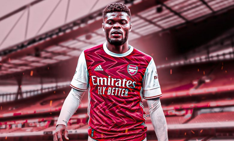 skysports thomas partey arsenal 5119478 780x470 - Three formations that can accommodate Thomas Partey At Arsenal