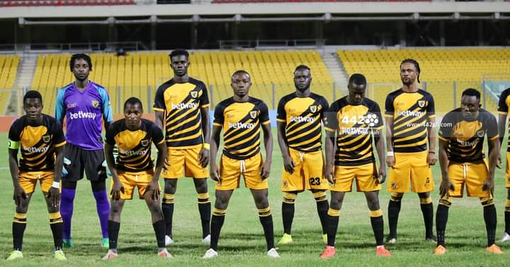 FB IMG 1606300077236 - Transfer News : Ashgold SC Complete Surprise Signing