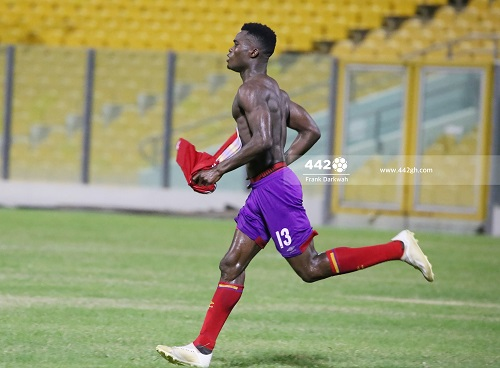 Kwadwo Obeng Junior - Obeng Junior back in training, but Nuru Sulley remains out of contention for selection