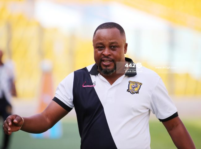 138032961 162115002362935 8128798092924052994 o 650x482 - Ashantigold to augment squad with new signings in second transfer window - Thomas Duah confirms