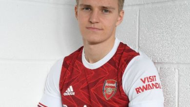 20210127Martin Odegaard 390x220 - Arsenal Sign Real Madrid Midfielder Martin Ødegaard