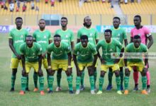 Aduana Stars line up 220x150 - Ex-Hearts of Oak Defender On The Verge Of Joining Aduana Stars
