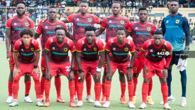 Asante Kotoko Line up 390x220 - TEAM NEWS: Asante Kotoko Name Starting XI To Face Ebusua Dwarfs, Habib, Anabila Return
