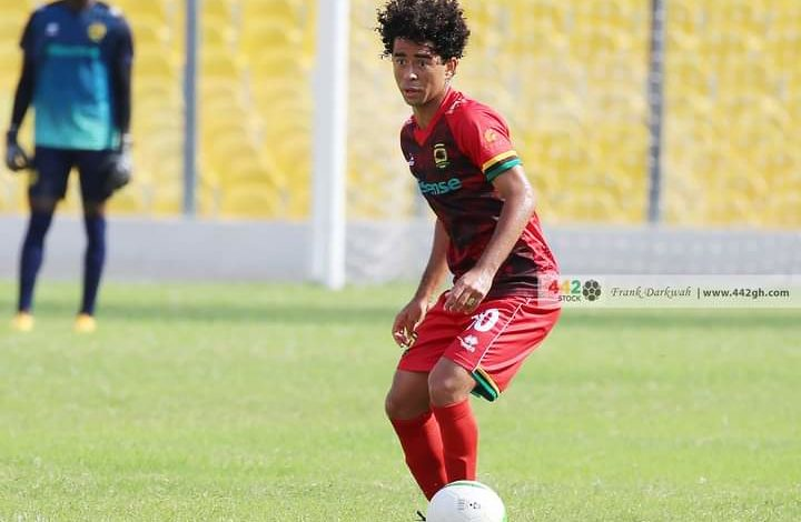 FB IMG 1610498193724 720x470 - Asante Kotoko's Fabio Gama rated among 10 most attractive players in the Ghana Premier league