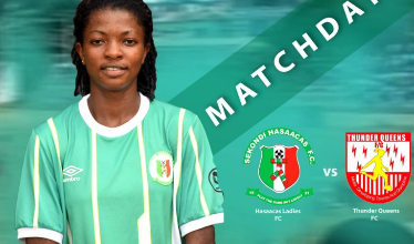 FDA5E3F9 3FB8 4AB2 B59B F1941626D748 374x220 - 2020/21 WPL: Hasaacas Ladies announce 'affordable' ticket prices for Thunder Queens Fc clash