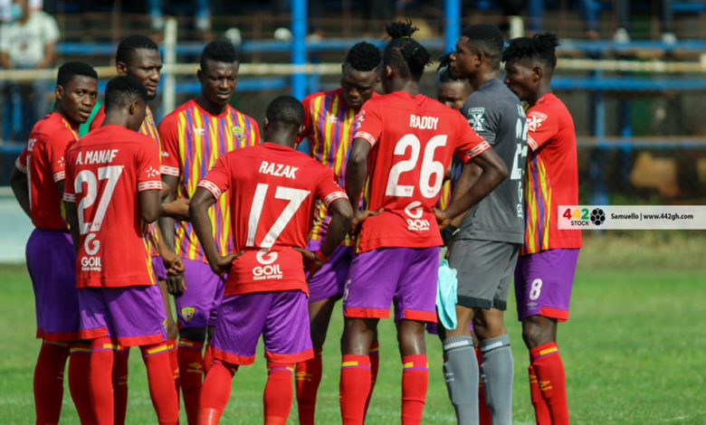 Hearts of Oak 1 780x470 - Preview: Hearts of Oak vs WAFA; Debutant Samuel Boadu optimistic of a bright start for the Phobia Birds