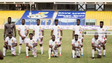 Hearts of Oak 390x220 - Hearts of Oak coach Samuel Boadu names 'NON-INTERFERING' 20-man squad for WAFA's 'Interim Assessment'