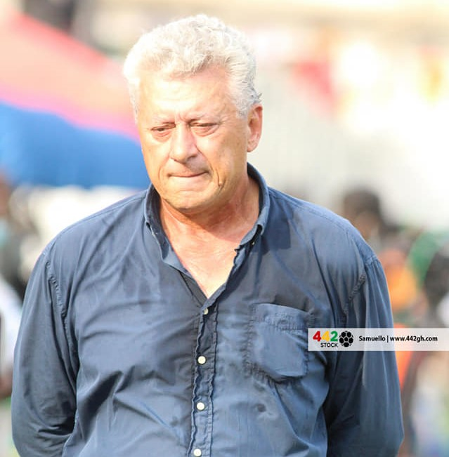 kosta - Kosta Papic Reveals No hope in 'Rotten bones' of Hearts of Oak after resigning from club
