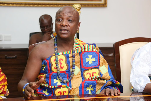 unnamed - Hearts of Oak Is Existing Today Because of Togbe Afede XIV- Alhaji Akambi