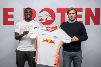 D735AFB0 AED6 4E2C AA9D E23171C6A126 - 'Brian Brobbey fits the profile of an RB Leipzig player very well' - Sporting Director Markus Krosche
