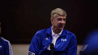 arsene wenger 390x220 - FIFA Chief Arsene Wenger Tips Automated Offside System In 2022